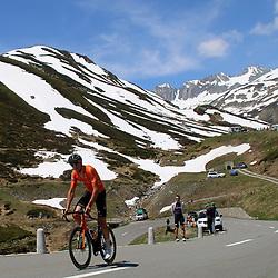 ANDERMATT (SUI) CYCLING<br /> Tour de Suisse stage 7<br /> <br /> Matteo Dalcin