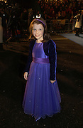 """Georgie Henley . Royal Film Performance and World Premiere of """"The Chronicles Of Narnia"""" at the Royal Albert Hall. London and after-party in Kensington Gardens. 7 December  2005.ONE TIME USE ONLY - DO NOT ARCHIVE  © Copyright Photograph by Dafydd Jones 66 Stockwell Park Rd. London SW9 0DA Tel 020 7733 0108 www.dafjones.com"""