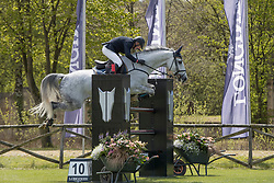 Gabathuler Walter, SUI, Silver Surfer<br /> Class 3 presented by KBRSF and BOIC <br /> CSIO Lummen 2017<br /> © Hippo Foto - Dirk Caremans<br /> 28/04/2017
