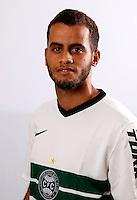 "Brazilian Football League Serie A / <br /> ( Coritiba Foot Ball Club ) - <br /> Rodolfo de Almeida Guimaraes "" Rodolfo """