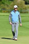 Thomas Bjorn (DEN) during the BMW PGA Championship at Wentworth Club, Virginia Water, United Kingdom on 18 September 2019.