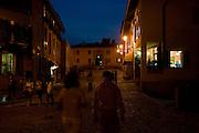 Centro Storico di Montevecchia..Historic center of Montevecchia
