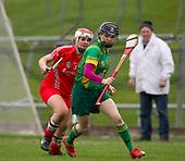 Meath v Cork - National Camogie League 2012