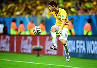 "Conmebol - Copa America CHILE 2015 / <br /> Brazil National Team - Preview Set // <br /> Oscar dos Santos Emboaba Junior "" Oscar """