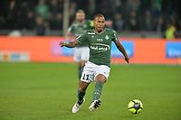 SOCCER : Saint Etienne vs Caen - League 1 Conforama - 01/27/2018<br /> Gabriel Da Silva (saint etienne)  <br /> <br /> Norway only