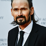 Jeremy Davies Arrivers at the British Academy (BAFTA) Games Awards at Queen Elizabeth Hall, Southbank Centre  on 4 March 2019, London, UK.