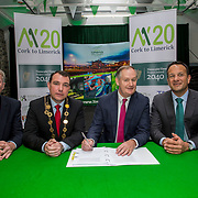 Cork to Limerick M20 Announced