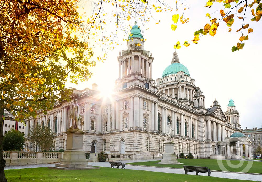 Photographer: Paul Lindsay, Belfast City Hall