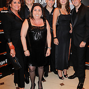 NLD/Noordwijk/20120623 - Orange Babies Gala 2012, Christine Kroonenberg en familie