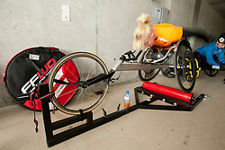 Amy Siemons NED at 2014 IPC Athletics Grandprix, Nottwil, Switzerland