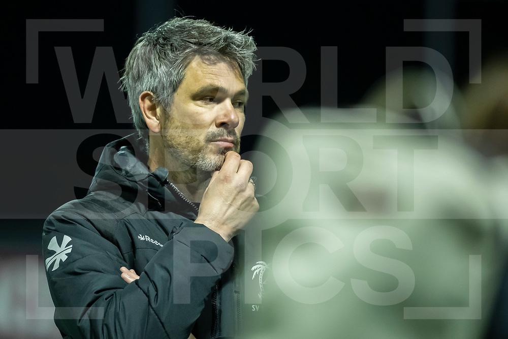 Laren, Hoofdklasse Hockey Dames, Seizoen 2020-2021, 15-04-2021, Laren - Kampong 2-1, Assistent Coach Jisse Waasdorp (Kampong)<br /><br /> COPYRIGHT WORLDSPORTPICS WILLEM VERNES