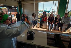 Oficina de Arroz na 42ª Expointer, que ocorre entre 24 de agosto e 01 de setembro de 2019 no Parque de Exposições Assis Brasil, em Esteio. FOTO: Joel Vargas / Agência Preview