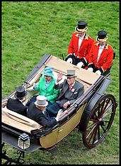 Royal Ascot queen 2012