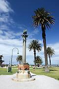 Australia, Melbourne Memorial column