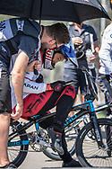 2018 UCI BMX Supercross<br /> Round 8 Santiago Del Estero (Argentina)<br /> #85 (HATAKEYAMA Sae) JPN<br /> Liam Phillips
