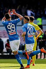 SSC Napoli v AC Chievo Verona - 08 Apr 2018