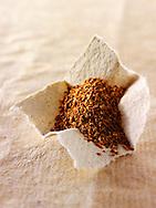 Ground nutmeg powder