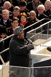 Aretha Franklin Died at 76 on August 16, 2018 - Aretha Franklin performs at the inuaguration of Barack Obama as the 44th U.S. President at the U.S. Capitol in Washington, D.C., Tuesday, January 20, 2009. Photo by Brian Baer/Sacramento Bee/TNS/ABACAPRESS.COM