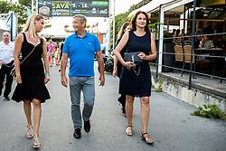 Karl Erjavec at Day 9 of ATP Challenger Zavarovalnica Sava Slovenia Open 2019, on August 17, 2019 in Sports centre, Portoroz/Portorose, Slovenia. Photo by Vid Ponikvar / Sportida