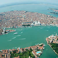 Skyviews over Venice