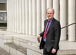 Pictured: Professor Sir Peter Scott,<br /><br />The Commissioner for Fair Access, Professor Sir Peter Scott, launched the framework, realising a key recommendation from the Commission on Widening Access.<br /><br /> Ger Harley | EEm 7 May 2019