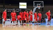 DESCRIZIONE : 3° Torneo Internazionale Geovillage Olbia Dinamo Banco di Sardegna Sassari - Brose Basket Bamberg<br /> GIOCATORE : Team<br /> CATEGORIA : Before Pregame<br /> SQUADRA : Brose Basket Bamberg<br /> EVENTO : 3° Torneo Internazionale Geovillage Olbia<br /> GARA : 3° Torneo Internazionale Geovillage Olbia Dinamo Banco di Sardegna Sassari - Brose Basket Bamberg<br /> DATA : 06/09/2015<br /> SPORT : Pallacanestro <br /> AUTORE : Agenzia Ciamillo-Castoria/L.Canu