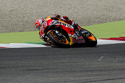 June 3, 2018 - Scarperia, Tuscany, Italy - Marc Marquez during race of  Italian Motogp at Mugello Circuit, Scarperia, Italy; (Credit Image: © Gaetano Piazzolla/Pacific Press via ZUMA Wire)