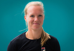 May 3, 2019 - Madrid, MADRID, SPAIN - Kiki Bertens of the Netherlands during All Access Hour at the 2019 Mutua Madrid Open WTA Premier Mandatory tennis tournament (Credit Image: © AFP7 via ZUMA Wire)