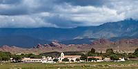 PUEBLO DE MOLINOS, IGLESIA SAN PEDRO NOLASCO DE LOS MOLINOS, VALLES CALCHAQUIES, PROVINCIA. DE SALTA, ARGENTINA (PHOTO © MARCO GUOLI - ALL RIGHTS RESERVED)