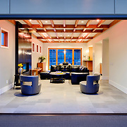 Hester residence designed and built by Axiom Design Build.
