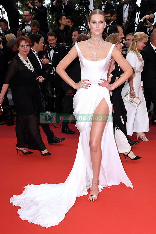 Toni Garrn attending A Hidden Life Premiere, during the 72nd Cannes Film Festival. Photo credit should read: Doug Peters/EMPICS