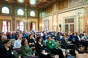 Bijeenkomst over de Dynamiek op de Nederlandse Arbeidsmarkt, de focus op zekerheid