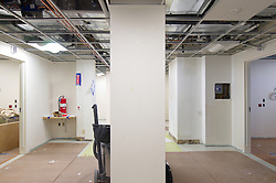 VA Medical Center West Haven ICU Step Down Expansion.VA Project No. 689-375   PAI Project No. 33656.00.Photographer: James R Anderson.Date of Photograph: 16 November 2012   Time: 1:41 PM   Image No.: 01.