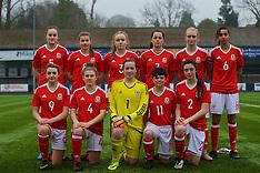 170214 Wales Women U17 v Hungary U17