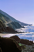 Coastline, Big Sur, California (CC)