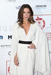 Kate Beckinsale arriving at the London Film Critics Circle Awards 2017, the May Fair Hotel, London.<br /> <br /> Photo credit should read: Doug Peters/EMPICS Entertainment