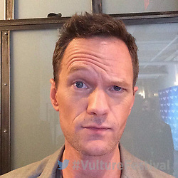 """Neil Patrick Harris releases a photo on Instagram with the following caption: """"\ud83d\ude18\ud83e\udd14\n#neilpatrickharris #nph #tagsforlikes #actor #lovehim #handsome #vulturefestival #throwback #twitter #awesome #legendary @nph \ud83d\udc99\ud83d\udc99"""". Photo Credit: Instagram *** No USA Distribution *** For Editorial Use Only *** Not to be Published in Books or Photo Books ***  Please note: Fees charged by the agency are for the agency's services only, and do not, nor are they intended to, convey to the user any ownership of Copyright or License in the material. The agency does not claim any ownership including but not limited to Copyright or License in the attached material. By publishing this material you expressly agree to indemnify and to hold the agency and its directors, shareholders and employees harmless from any loss, claims, damages, demands, expenses (including legal fees), or any causes of action or allegation against the agency arising out of or connected in any way with publication of the material."""