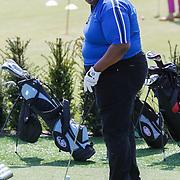 NLD/Abcoude/20120530 - Gekleurde bn' ers gaan multicultureeel golfen, Guilly Koster