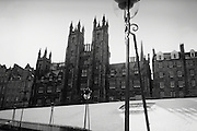 Old Town Buildings, Edinburgh, Scotland <br /> <br /> Editions:- Open Edition Print / Stock Image