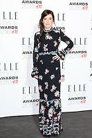 Lisa Eldridge, ELLE Style Awards 2016, Millbank London UK, 23 February 2016, Photo by Richard Goldschmidt