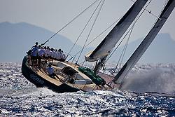 08_023448 © Sander van der Borch. Porto Cervo,  2 September 2008. Maxi Yacht Rolex Cup 2008  (1/ 6 September 2008). Day 3.