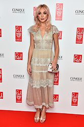 Helen George attending the Red Women of the Year Awards, at the Royal Festival Hall in London. Picture date: Monday October 17th, 2016. Photo credit should read: Matt Crossick/ EMPICS Entertainment.