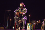 Over the past week,  Eddie Vedder, at his July 18th solo show in Meco - SBSR Festival 2014,  Portugal.