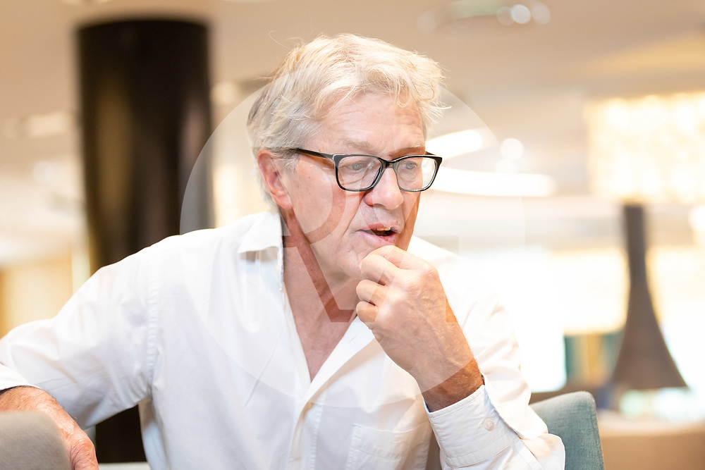 SCHWEIZ - ANDERMATT - Interview mit Bernhard Russi im Hotel Radisson Blue Reussen - 04. September 2020 © Raphael Hünerfauth - https://huenerfauth.ch