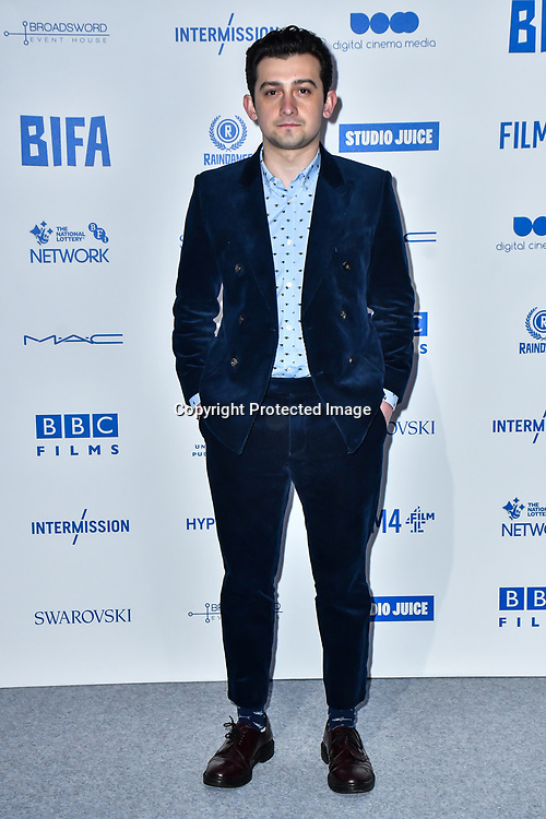 Craig Roberts attends the 22nd British Independent Film Awards at Old Billingsgate on December 01, 2019 in London, England.