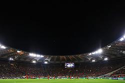 A general view of the Stadio Olimpico during play - Mandatory by-line: Matt McNulty/JMP - 02/05/2018 - FOOTBALL - Stadio Olimpico - Rome,  - Roma v Liverpool - UEFA Champions League Semi Final, 2nd Leg