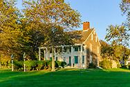 Historic Building, Orient, Long Island, New York, USA