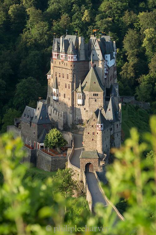 Burg Eltz in Trier, Germany