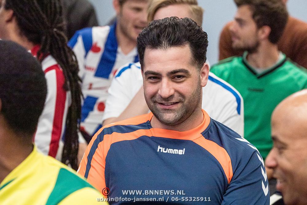 NLD/Zeist/20191123 - persconferentie Nationaal Artiesten Elftal van de KNVB, Hanni Hanna