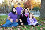 Lori and Senovio Family Photos